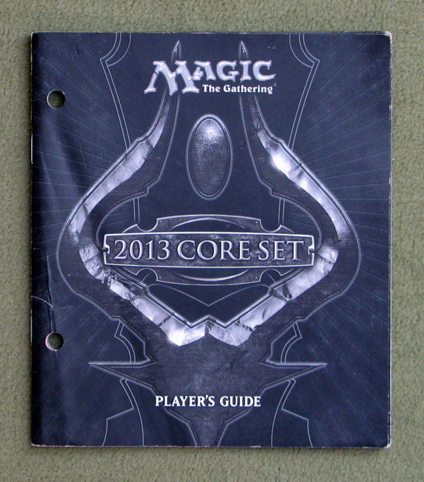 Image for 2013 Core Set Player's Guide (Magic The Gathering)