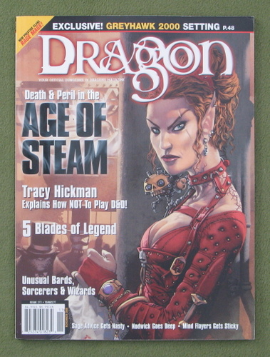 Image for Dragon Magazine, Issue 277