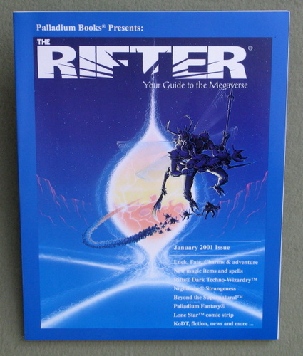 Image for Rifter #13: Your Guide to the Megaverse (Rifts)
