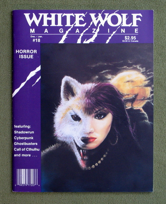 Image for White Wolf Magazine, Issue 18