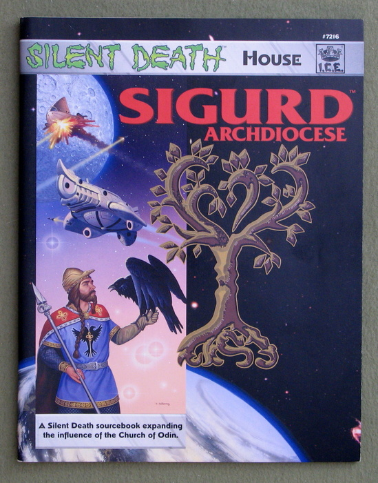 Image for Sigurd Archdiocese (Silent Death, the Next Millennium)