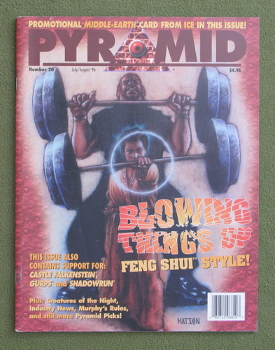 Image for Pyramid Magazine, Number 20
