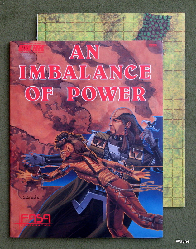 Image for An Imbalance of Power (Star Trek RPG)