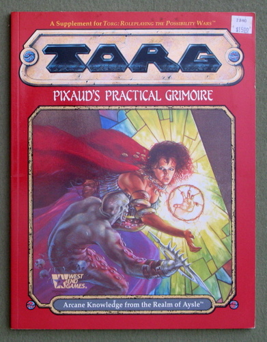 Image for Pixaud's Practical Grimoire (TORG)