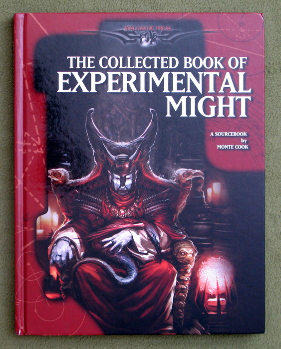 Image for The Collected Book of Experimental Might Sourcebook (Dungeons & Dragons 3.5 edition)