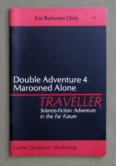 Image for Traveller Double Adventure 4: Marooned / Marooned Alone