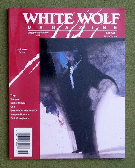 Image for White Wolf Magazine, Issue 29