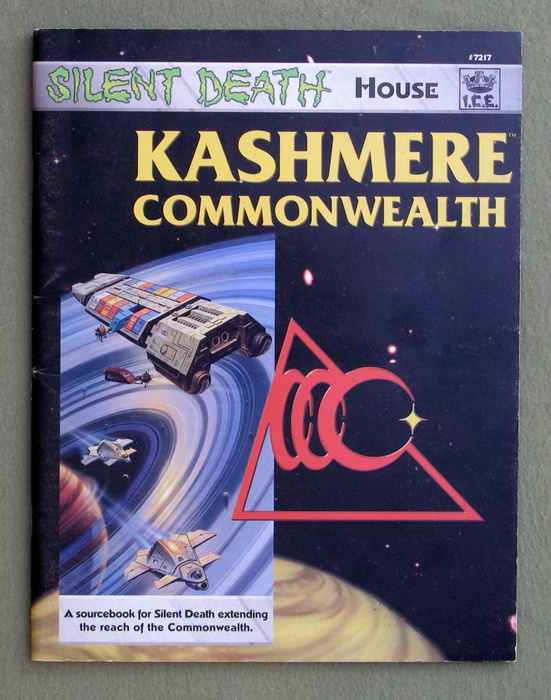 Image for Kashmere Commonwealth (Silent Death)