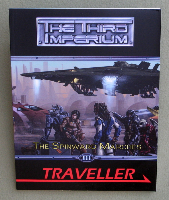 Image for The Spinward Marches (Traveller: The Third Imperium)