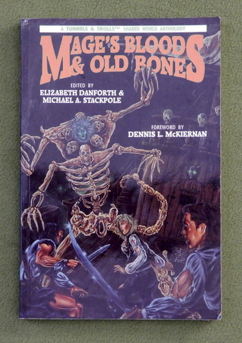 Image for Mage's Blood & Old Bones: A Tunnels & Trolls Anthology