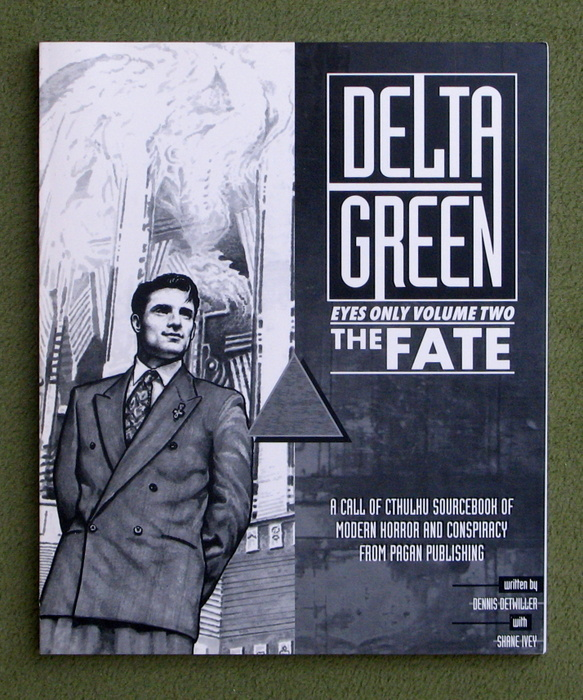 Image for The Fate (Cthulhu: Delta Green Eyes Only, Vol. 2)