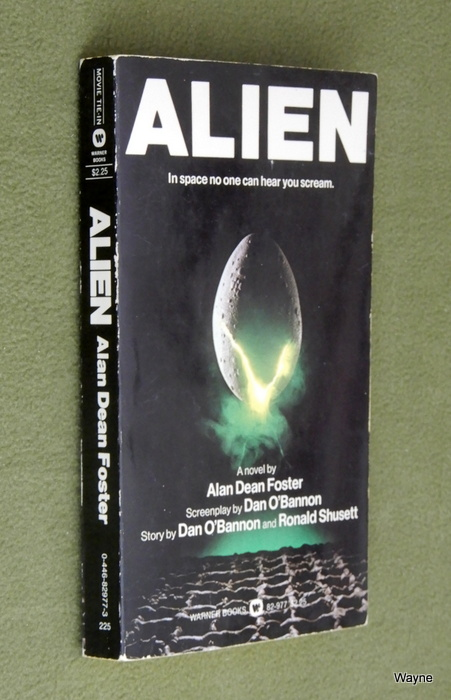 Image for Alien: A Novel