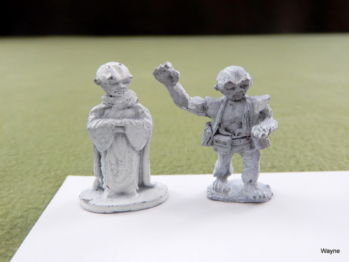 Image for SERFS: 2 Grenadier Gamma World miniatures