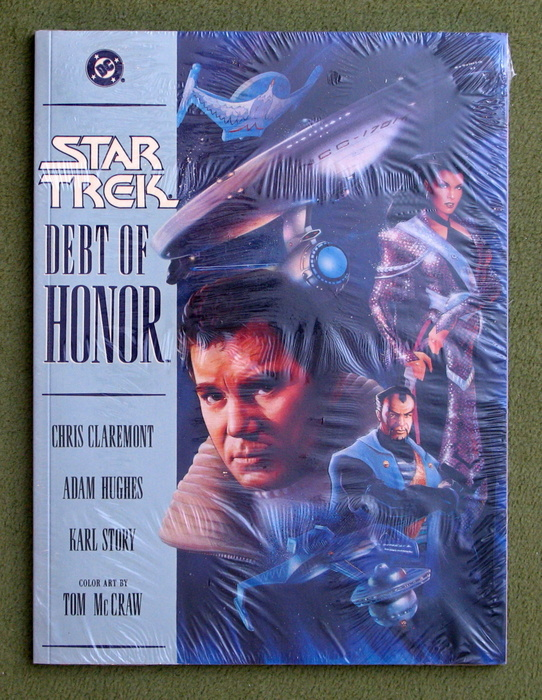 Image for Star Trek: Debt of Honor