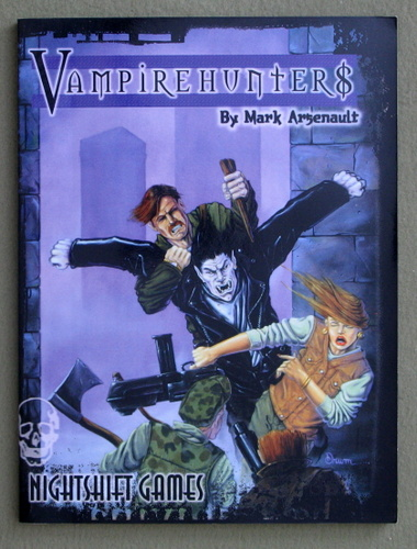 Image for Vampire Hunter