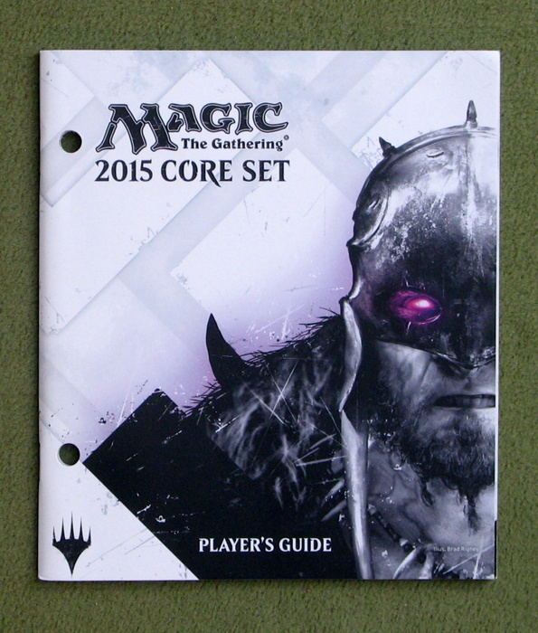 Image for 2015 Core Set Player's Guide (Magic The Gathering)
