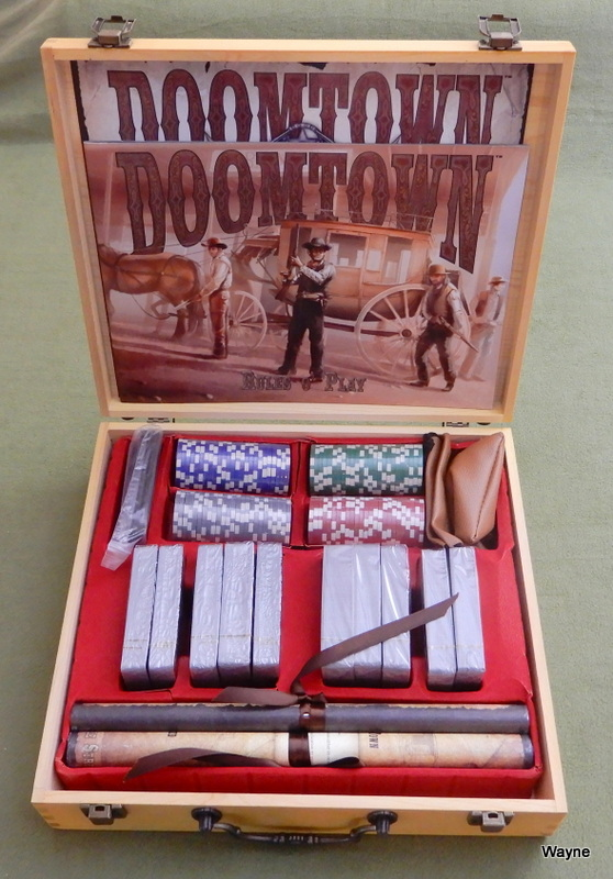 Image for Doomtown Reloaded Premium Edition Playset