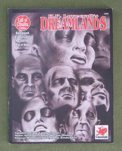 Image for H.P. Lovecraft's Dreamlands, 3rd edition (Call of Cthulhu)