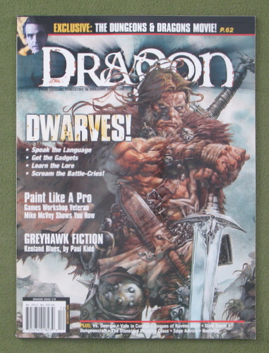 Image for Dragon Magazine, Issue 278