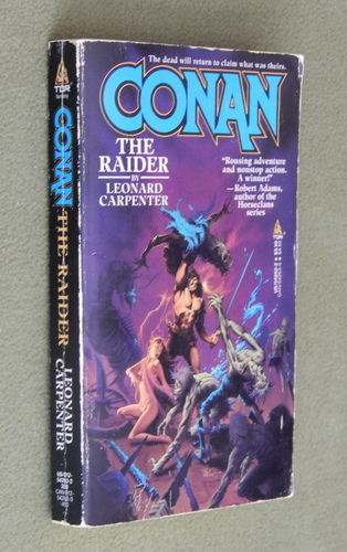 Image for Conan: The Raider