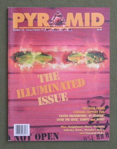 Image for Pyramid Magazine, Number 23