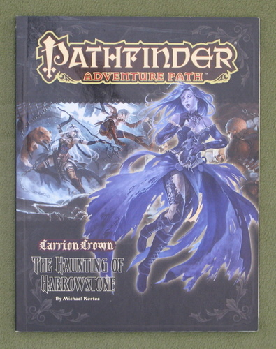 Image for The Haunting of Harrowstone (Pathfinder: Carrion Crown Adventure Path, Part 1)