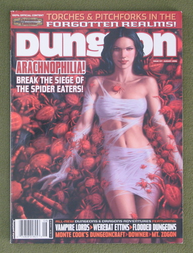 Image for Dungeon Magazine, Issue 137