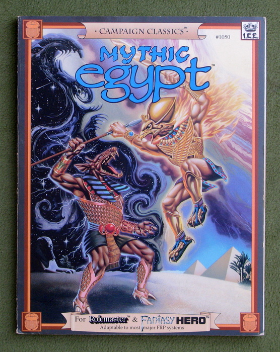 Image for Mythic Egypt (Rolemaster Campaign Classics)