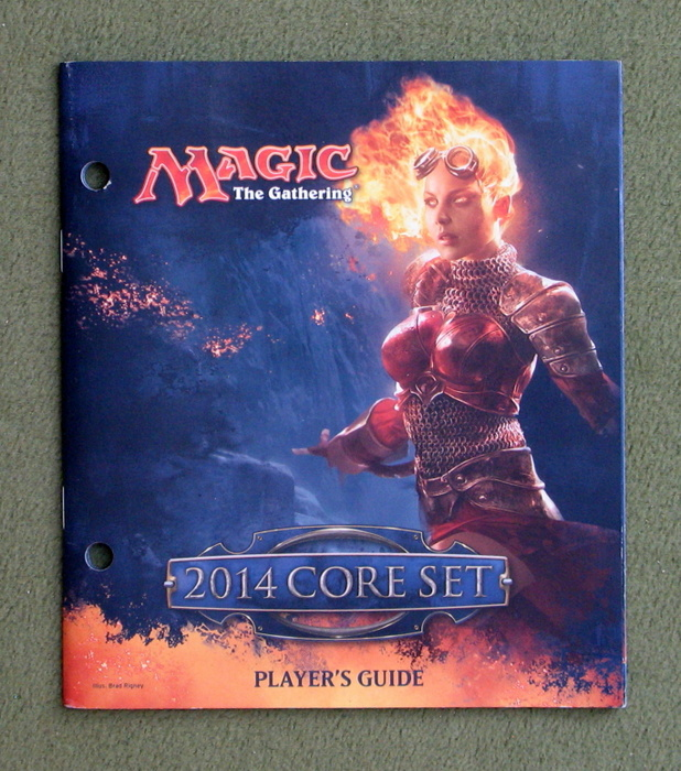 Image for 2014 Core Set Player's Guide (Magic The Gathering)