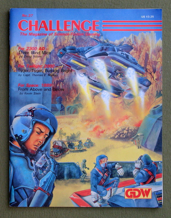 Image for Challenge Magazine, Issue 37