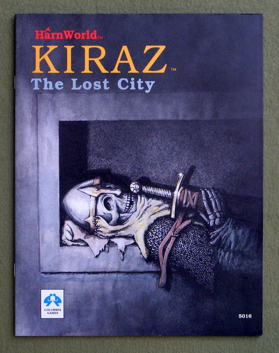 Image for Lost City of Kiraz (Harn)