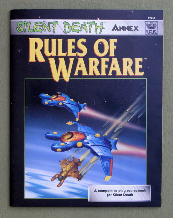 Image for Rules of Warfare (Silent Death)