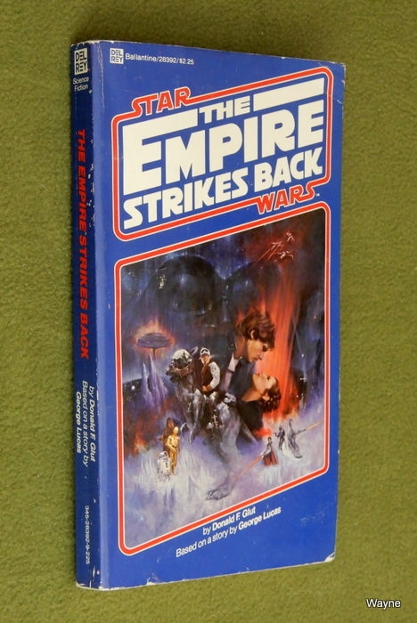 Image for The Empire Strikes Back: A Novel (Star Wars)