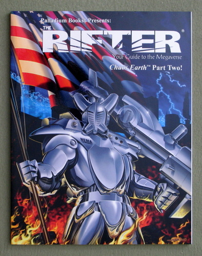 Image for Rifter #18: Your Guide to the Megaverse (Rifts)