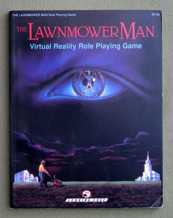 Image for Lawnmower Man - Virtual Reality Role Playing Game
