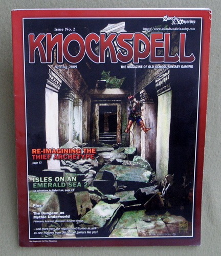 Image for Knockspell Magazine, Issue 2
