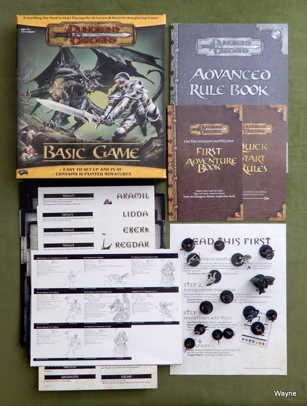 Image for Dungeons & Dragons Basic Game