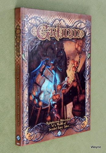 Image for Grimm: The Roleplaying Game