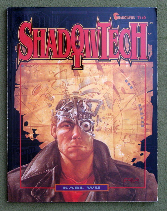 Image for Shadowtech (Shadowrun)