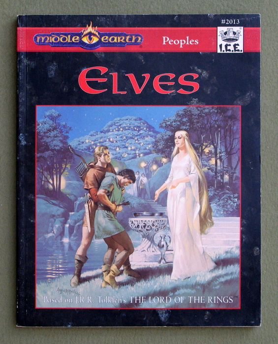 Image for Elves (Middle Earth Role Playing/MERP)