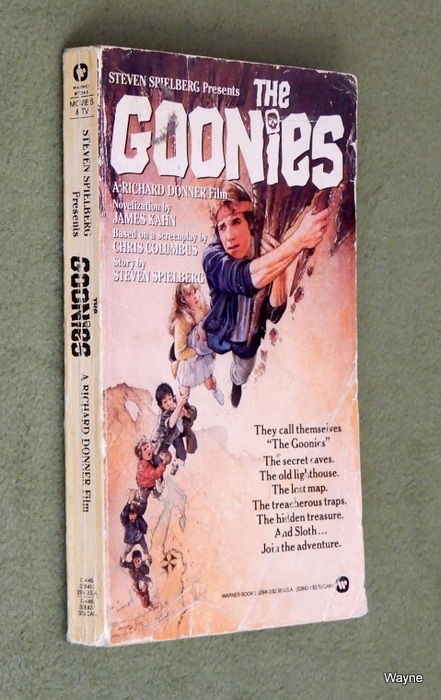 Image for The Goonies - READING COPY