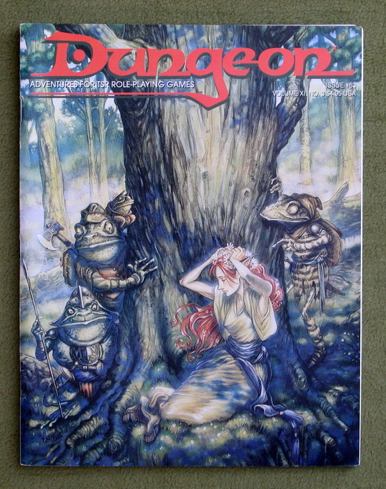 Image for Dungeon Magazine, Issue 63