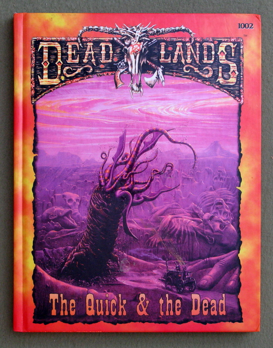 Image for The Quick & the Dead (Deadlands)