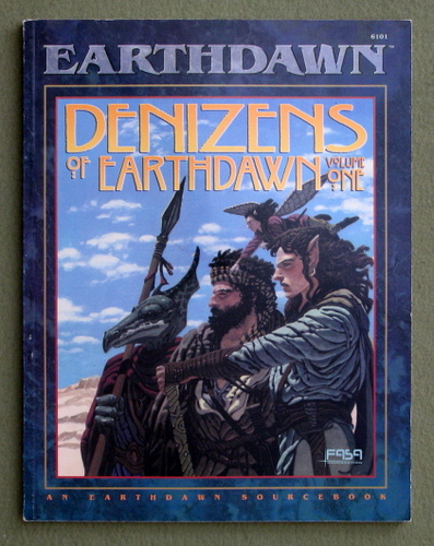 Image for Denizens of Earthdawn, Vol. 1