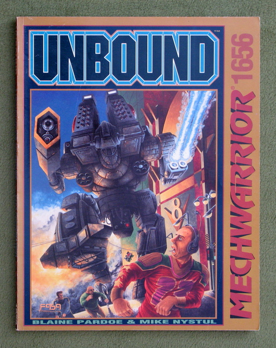 Image for Unbound (Battletech : Mechwarrior)