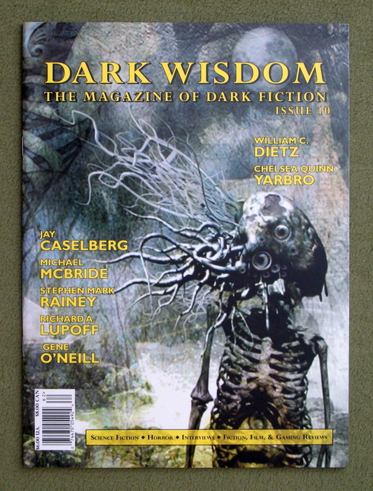 Image for Dark Wisdom: The Magazine of Dark Fiction, Issue 10