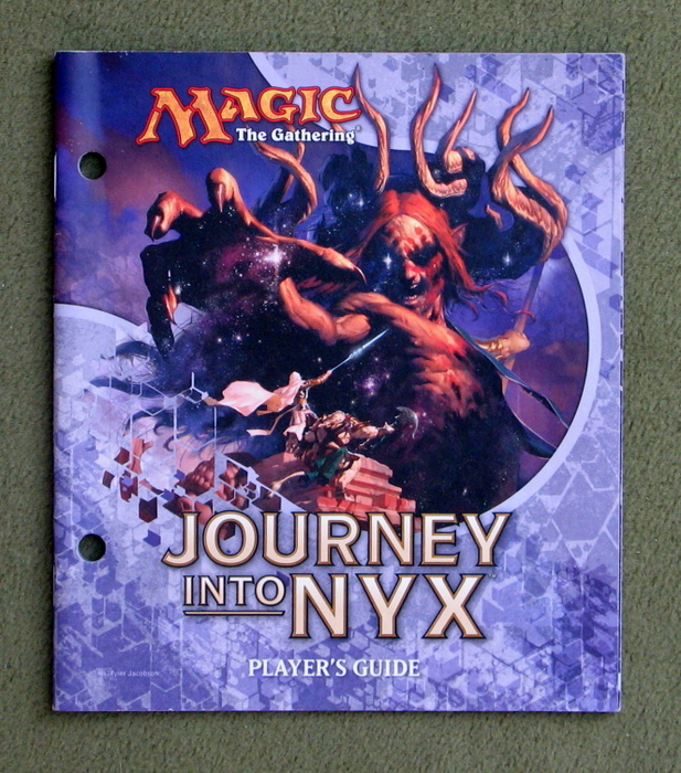 Image for Journey into Nyx Player's Guide (Magic The Gathering)