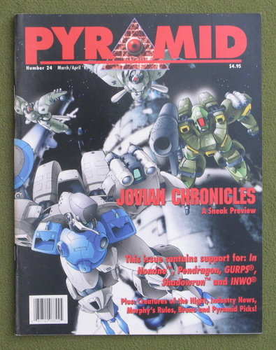 Image for Pyramid Magazine, Number 24