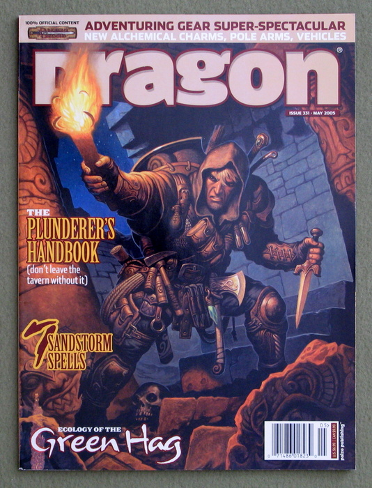 Image for Dragon Magazine, Issue 331