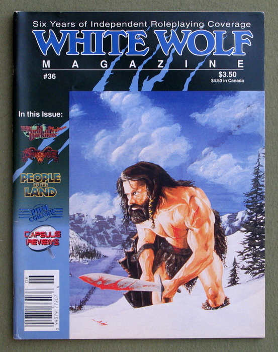 Image for White Wolf Magazine, Issue 36